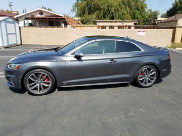 Audi Gray