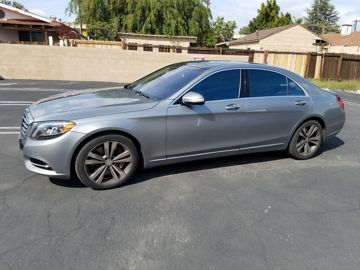 Mercedes S5 Gray