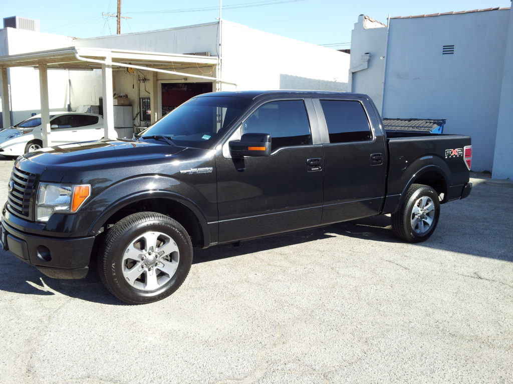 F150 Window Tinting
