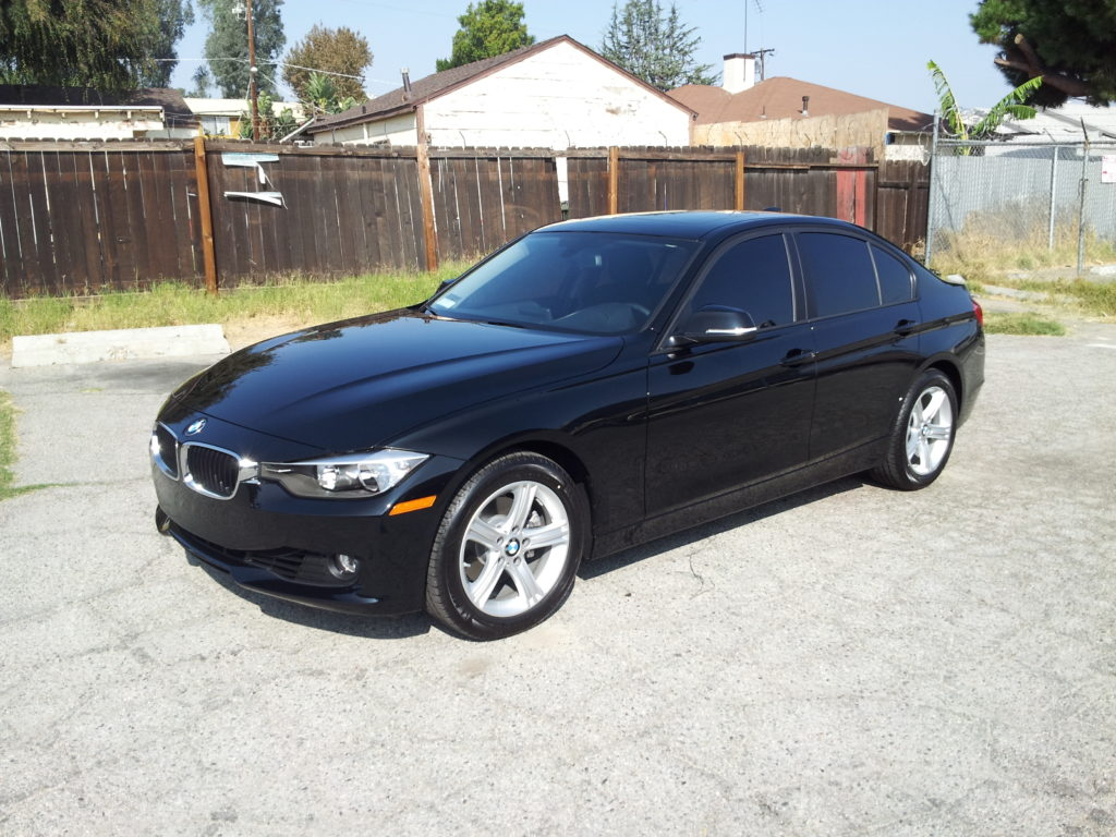 JJ Window Tinting in Los Angeles, Ca BMW Car Tinting